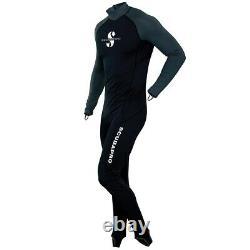 ScubaPro Men's Steamer Dive Skin Graphite