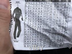 ScubaPro Sport Streamer Wetsuit Mens 2.5 Large