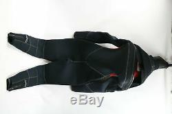 Seac Mens 7mm S-Dry Semi Dry HD Wetsuit, X-Large