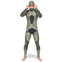 Seac Pirana 1mm Lycra Freediving 2 Piece Wetsuit