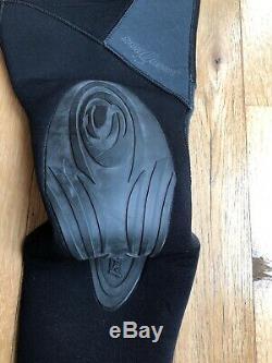 Seaquest X-Flex Titanium Gray 7mm Wetsuit Large