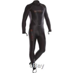 Sharkskin Chill-Proof Men's 1-Piece Suit with Rear Zipper SSCPSUXLG Extra Large