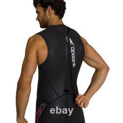 Speedo Proton Thinswim Triathlon Mens Swimming Sleeveless Swimsuit Wetsuit L