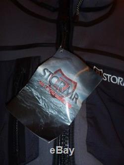 Stormr USA Strykr Neoprene Jacket-fishing, Angling, Kayaking, Jetski, Sup. Large