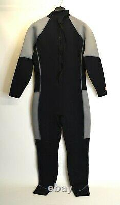 Subacqua Men's Diving Suit Wet Suit Size Large