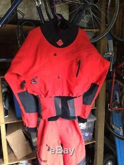 Sweet Protection Dry Suit Mens Large