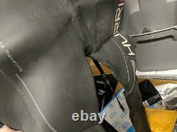 TYR Men's Hurricane Category 5 Full Sleeve Wetsuit Large