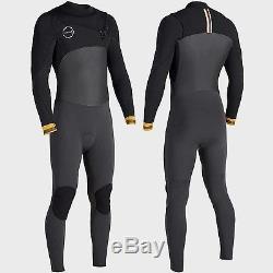 VISSLA Men's 3/2 SEVEN SEAS 50/50 Full Wetsuit DKG Large NWT
