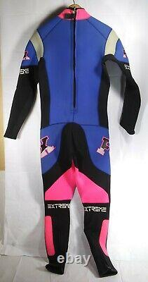 Vintage Fox Racing Extreme Wet Suit Jet Ski Mens Size L Large Neoprene