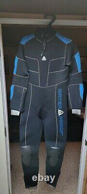 Waterproof 5mm W2 Jumpsuit / Wetsuit Mens Large Tall