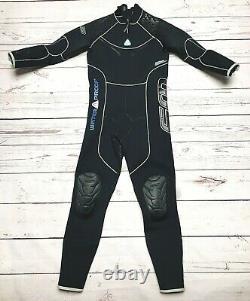 Waterproof Sweden 3mm W3 Jumpsuit / Wetsuit Men's Large/L Back Zip Full Suit