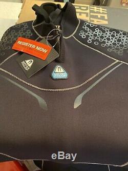 Waterproof W3 3.5 MM Wetsuit Mens Large NIB