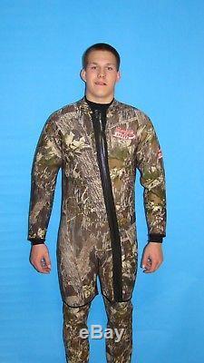 Wetsuit 7 MM Farmer John Gold Dredge Series 9700
