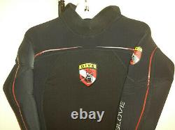Worn twice! Body Glove Wetsuit LT Large Tall 7mm long sleeve wet suit