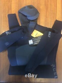 XCEL 5.4mm Revolt 5/4 Celliant surfing wetsuit, New Men's size Large Tall (LT)