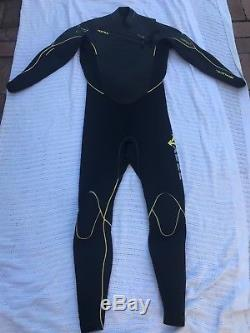 XCEL Drylock 3/2 Full Wetsuit Mens Large New Without Tags