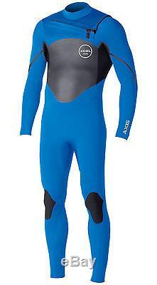 XCEL Men's 3.2 AXIS X2 Zip Wetsuit NBN Size Large NWT