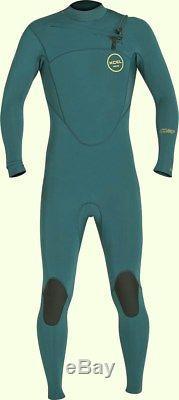 XCEL Men's 3.2 COMP CZ Wetsuit SPR Size Large NWT