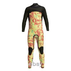 XCEL Men's 3/2 COMP X TDC Wetsuit BLK Size Large Short NWT