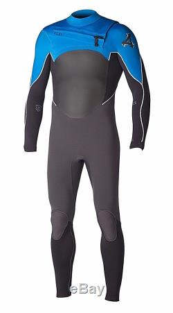 XCEL Men's 3.2 DRYLOCK TDC CZ Wetsuit GBE Size Large Short NWT