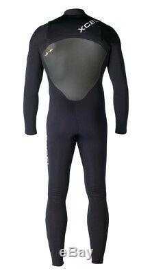 XCEL Men's 3/2 INFINITI X1 TDC Wetsuit BLX Size Large NWT
