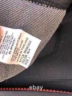 XCEL Men's 3/2mm COMP X TDC Wetsuit BLK Size Large
