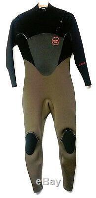 XCEL Men's 4/3 AXIS X CZ Wetsuit DBB Medium Large NWT