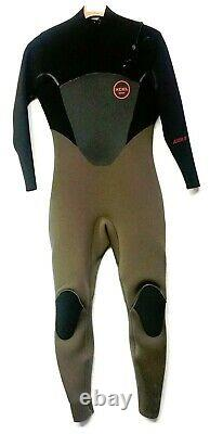 XCEL Men's 4/3 AXIS X CZ Wetsuit DBB Size Medium Large NWT LAST ONE LEFT