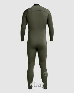 XCEL Men's 4/3 COMP CZ Wetsuit DF0 Size Large Short NWT LAST ONE LEFT