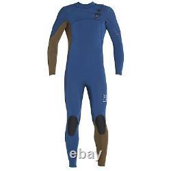 XCEL Men's 4/3 COMP X Chest-Zip Wetsuit IDB Size Large NWT LAST ONE LEFT