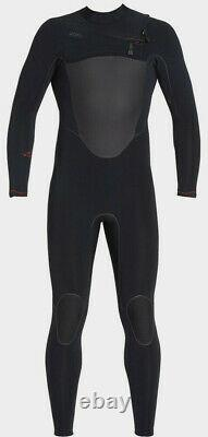 XCEL Men's 4/3 DRYLOCK CZ Wetsuit BLK Size Large Short NWT LAST ONE LEFT
