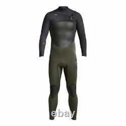 XCEL Men's 4/3 INFINITI CZ Wetsuit DFB Large Short NWT
