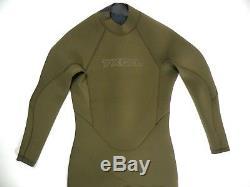 XCEL Military Diver 5/4mm TDC Fullsuit Size Large Arc'teryx Crocodile NSWDG SEAL
