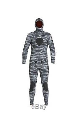 XCEL Water inspired Free Dive 2-piece 5mm Mens Large