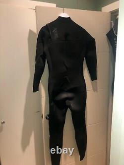 Xcel Comp 3/2mm Chest Zip Wetsuit 2020 Black Mens Large RRP £200