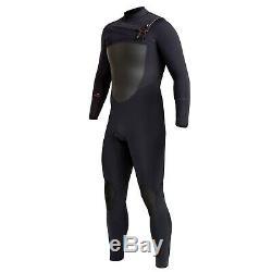 Xcel Drylock 5/4mm Chest Zip Wetsuit 2020 Black
