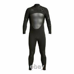 Xcel Men's Axis X 4/3MM Wetsuit Black Large