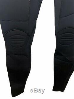 Xcel Mens Full Wetsuit Size LT Large Tall Hooded 4.5/3.5 Infiniti Comp Black