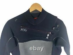 Xcel Mens Full Wetsuit Size Large L Drylock X 3/2 Excellent Condition