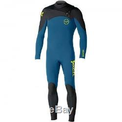 Xcel Mens Infiniti Comp 3/2mm Full Spring/Summer Super Stretch Wetsuit, Blue