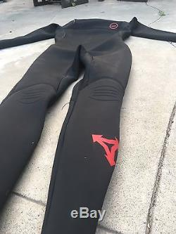 Xcel Mens Large Tall Tdc Drylock Wetsuit