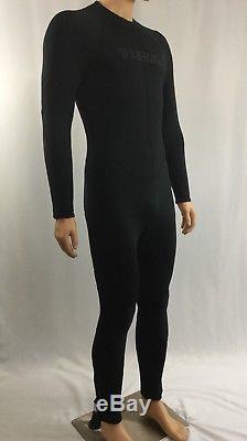 Xcel Military Diver 7/6mm Tdc Fullsuit Men's Large-short Black Navy Seal