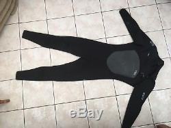 Xcel Revolt 54 Wetsuit Mens Winter Chest Zip Size L Large