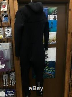 Xcel Wetsuit Mens Stealth Hecs 7/6 mm. Size Large