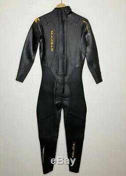 Xterra Mens Full Triathlon Wetsuit Size Large L Vortex 4- MSRP $499 Worn Once