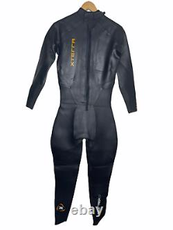 Xterra Mens Full Triathlon Wetsuit Vortex 3 Size MLA (Medium Large)- Retail $429