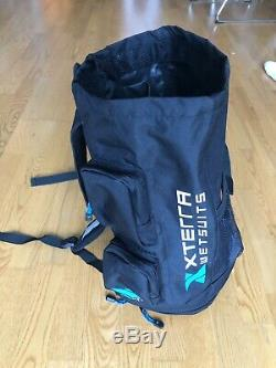 Xterra Vector Pro Wetsuit Mens Medium Large with Transition Bag, Brand New