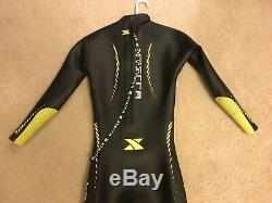 Xterra Vortex Mens Swimming Race Wetsuit Large Used Twice Triathlon Excellent