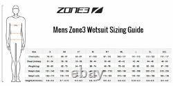 Zone 3 Aspire Triathlon Swimming Wetsuit WARRANTY RETURNS Zone3