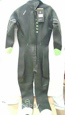 Zone 3 Mens Azure Triathlon / Open Water Swimming Wetsuit XL Extra Large